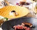 【4/29~5/5LUNCH 選べるメイン&パスタ】自家製パン、冷菜、温菜に合わせて、デザート盛り合わせをお召し上がれる大満足ランチ