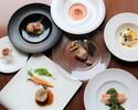 【ディナー】6000円 生産者応援!特別ディナーコース「メイン料理を選べる季節のディナーコース全6品」~スパークリングワイン付~