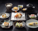 Early Summer Tempura Course
