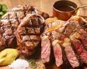 【記念日/乾杯1ドリンク付】季節野菜前菜と牛フィレとフォアグラのロッシーニ、オマール海老のブイヤベースと豪華デザート盛り合わせ -季節のベルギービールとマリアージュフードのアニバーサリーコース-