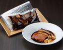 【TAKE OUT】東坡肉の鎮江黒酢仕立て≪冷凍≫
