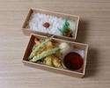 季節の天ぷら御膳