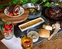 4/25-5/31 【冷凍配送】 《 おうちでアルカナ 》 デザート&お茶菓子付フルコース(送料込)