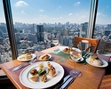 As much as you like the special Dolce !!! Panorama lunch course [with toast sparkling wine]