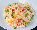 Advanced Purchase [Karin] Takeout Seafood fried rice  2,200 yen