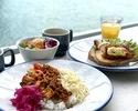 【今の時期だけ!】anteroom meals 朝食セット