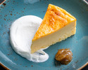 Advanced Purchase [The Steakhouse] Takeout Cheesecake  1,150 yen