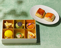 【Take Out】 Afternoon Tea Sweets Box