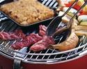 [ランチ]ハワイアン kids BBQ in Tokyo Marriott