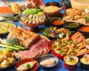 ◆大人/平日【ランチブッフェ】乾杯ロゼスパークリング!海と大地の恵み×北海道食材を堪能.