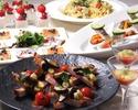 【北陸の旬の食材を使ったオリジナルコース】夏の宴会プラン Platinum-プラチナ-