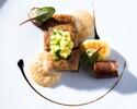 【6/18~6/20限定 父の日プラン】ランチ Gourmand (4品のコース)+キッズコース