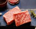 黒毛和牛厚切りサーロインステーキ(400g)