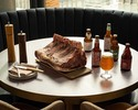 【4名~クラフトビールプラン】熊本産熟成肉のグリル+7種のクラフトビール含むフリーフロー