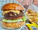【Cheese Burger】チーズバーガー
