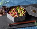 """【テイクアウト】Hotel Chef's Bento """"鰻おこわ&ローストビーフ"""""""