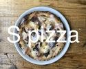 椎茸パンチェッタ(S pizza)