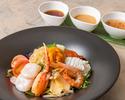 海鮮翡翠冷麺 【6/23~9/30限定】