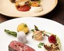 【7/16~25】メインはオマール海老と牛フィレ+フォアグラ 前菜とデザート含む全6品
