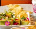 【TAKE OUT】トルティーヤと野菜のラップサンドイッチ ヨーグルトソース