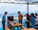 6月~土日BBQ【肉×魚介×野菜】目の前には海が広がるバーベキュー!【ライトプラン】手軽に手ぶらでBBQ!