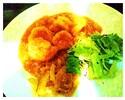 プリプリ大海老のチリソース煮