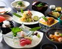【6~8月ディナー】鱧、スズキ 涼風会席
