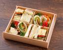 【テイクアウトメニュー】サンドイッチボックス