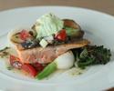 【期間限定 ディナー】シェフのおすすめお魚メインのコース