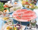 【お昼限定】旬彩すき焼 夏の献立 ¥8,800