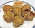 鶏肉の唐揚げ(デリバリー)