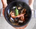 DINNER【鍋】豪華ブイヤベースをみんなで楽しむカジュアルプラン