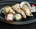 テイクアウトお家で仕上げる 焼き牡蠣3種セット