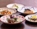 【south Italy lunch menu】