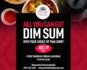 All You Can Eat Dim Sums!