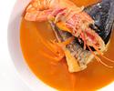 【web限定価格】濃厚魚介出汁の ブイヤベース