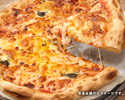 【web限定価格】とろ〜りチーズの 本格特製ピザ