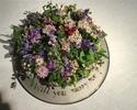 【プロポーズプラン】*個室確約 ディナー+乾杯ドリンク+特製ケーキ+花束・リングピロー