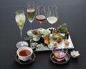 【平日限定 ノンアルコールペアリング4種】  蒼穹 〈テーブル席〉