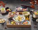 Matsutake lunch box