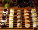 <Adult rate for WEEKENDS & HOLIDAYS> Sandwich & Dessert Buffet: Chestnut & Grape