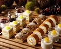 <Children 4-12 yrs> Sandwich & Dessert Buffet: Chestnut & Grape
