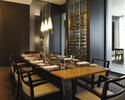 """【Private dining """"Wine Table"""" Plan】"""