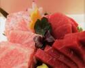 Sushi menu < Aki> with alcohol pairing