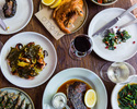 THE FULL GREEK DINNER