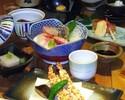 ランチ「旬の食材満喫コース」