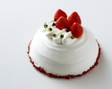 ■お食事とご一緒にご注文ください■ アニバーサリーショートケーキ 12cm