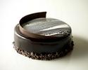 ■お食事とご一緒にご注文ください■ アニバーサリーチョコレートケーキ 18cm