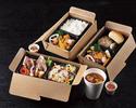 【テイクアウト】グルメランチボックス〈肉料理〉~スパニッシュ・ミールボックス~