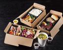 【テイクアウト】グルメランチボックス〈肉料理〉~イタリアン・ミールボックス~